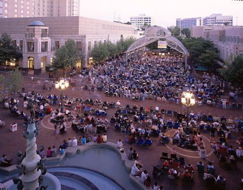 Reston Town Center Concerts on the Town
