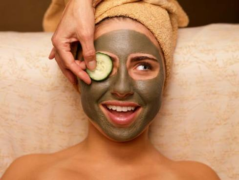 Pamper away the winter blues