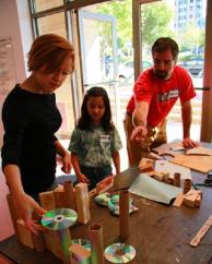 Art programs at Greater Reston Arts Center