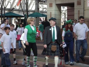 Embrace your Irish at Clyde's St. Patrick's Day Celebration!