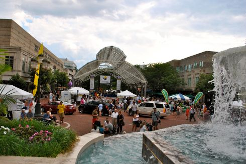 Taste of Reston, produced by the Greater Reston Chamber of Commerce